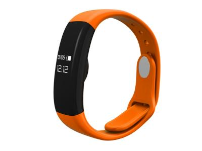 Bracelet connecté sport - Edition Immersion V2 - Orange
