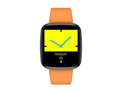 Montre connectée - Edition Néo - Orange