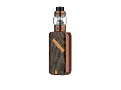 KIT LUXE II 220W + NRG-S 8ML - VAPORESSO : Couleur - BRONZE STRIPE