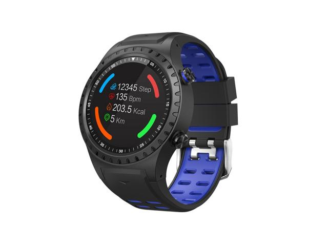 Montre connectée GPS - Edition Adventure V2 - Bleue