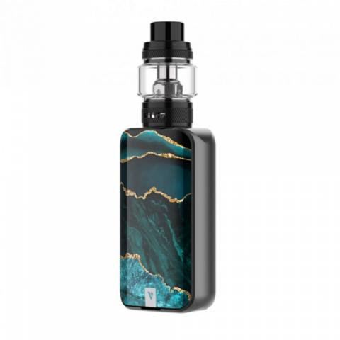 KIT LUXE II 220W + NRG-S 8ML - VAPORESSO : Couleur - JADE
